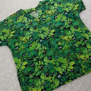 mad about scrubs Tops - Mad About Scrubs Frog Scrub Top Womens
